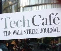Wsj tech cafe for blog